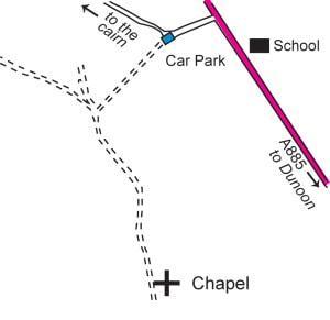 Ardnadam Chapel