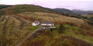 Glen Kin Bunkhouse, run by Abernethy, a network of outdoor adventure centres.